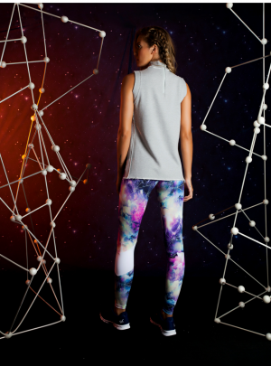 Constel Iris ankle length leggings