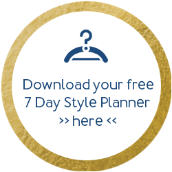 Free 7 Day Style Planner