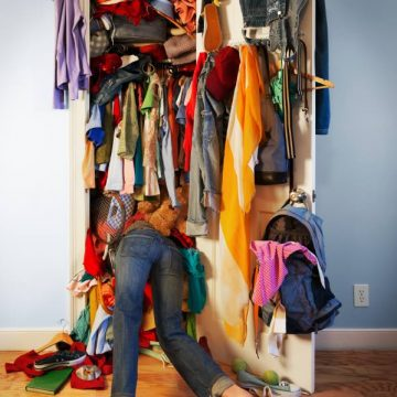 Do You Have Wardrobe Overwhelm?