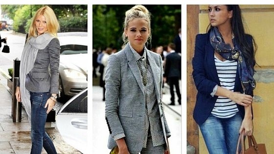 Blazers – A Wardrobe Must Have !