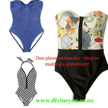 What one-piece swimsuit suits you?
