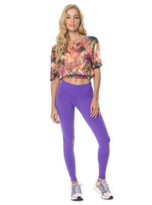 CCM Marcelle Ploter fuso leggings