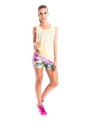 BrasilSul Monet shorts