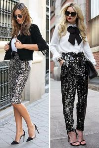 Can I incorporate sequins into my day wear?