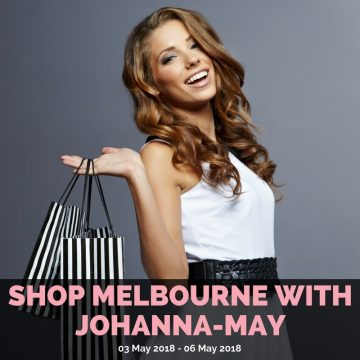 Melbourne – shop, eat, laugh REPEAT