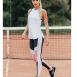 Faixa ankle length leggings
