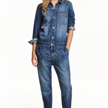 The best in-between season outfit – The Boiler Suit!