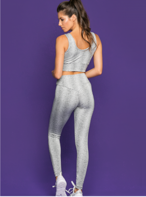 Mescla ankle length leggings