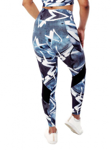 Leggings by Russian artist Trun