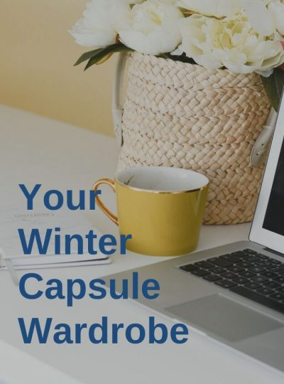 Your Winter Capsule Wardrobe – Bundle (3 modules)