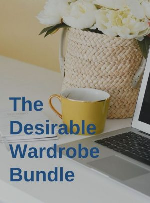The Desirable Wardrobe Bundle (6 modules)