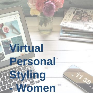 Virtual Personal Styling by Johanna-May