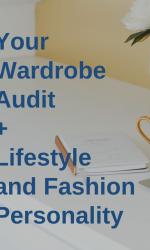 Your Wardrobe Audit ebook
